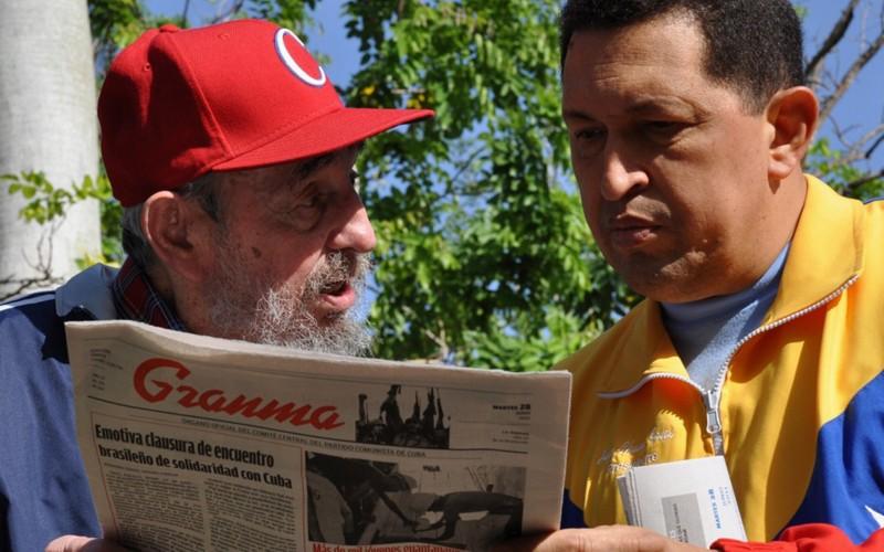 Kuba – Wenezuela jak bracia syjamscy