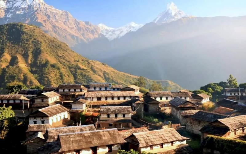 Katmandu: obraz zatrzymany wczasie
