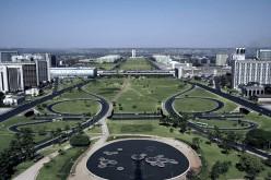 Brasilia – miasto jak ptak