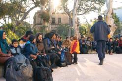 Ali Baba i128 uchodźców
