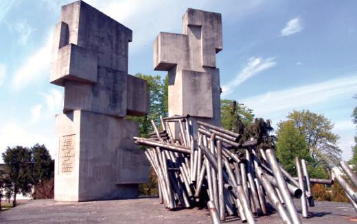 Pomniki na wolności