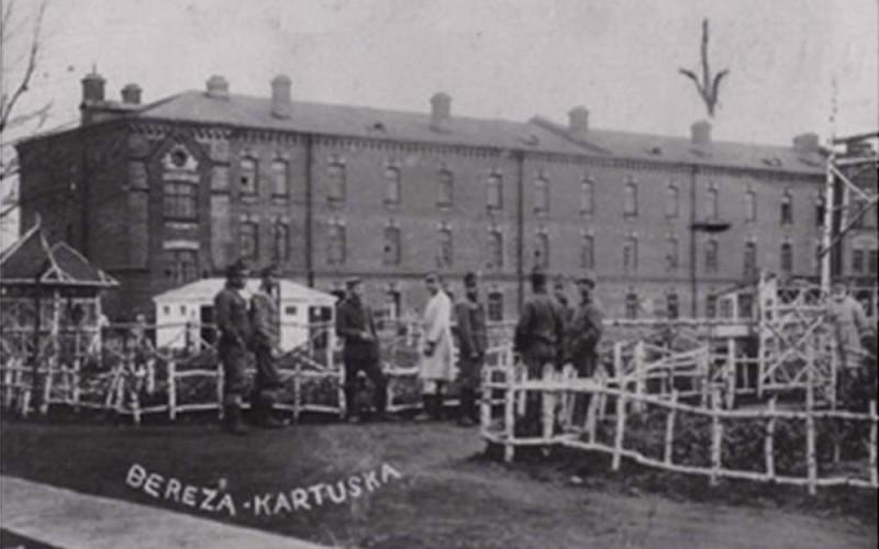 Bereza Kartuska czarna karta historii II RP