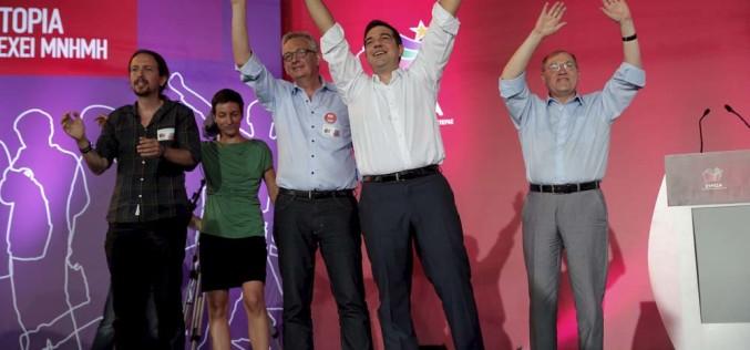 Tsipras – reaktywacja