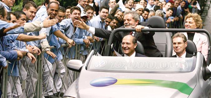 Brazylijski koszmar Volkswagena