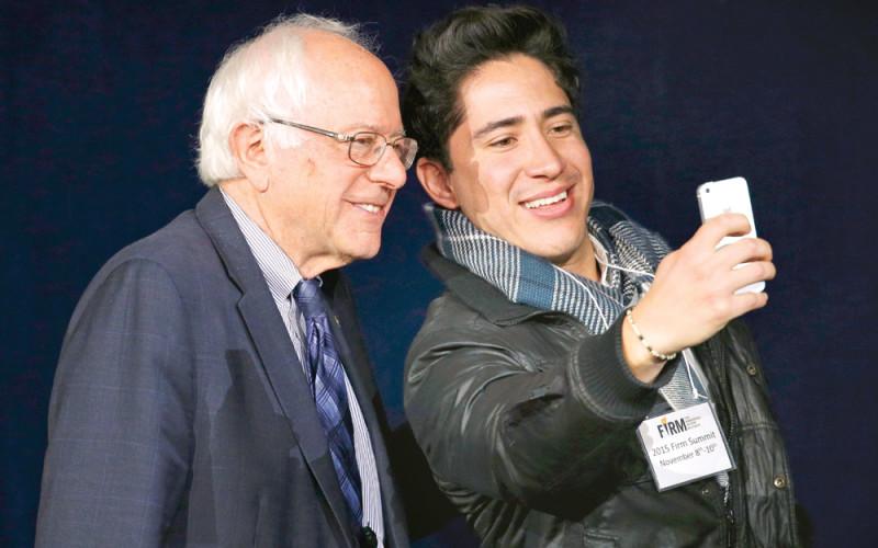 Siła przekonań Berniego