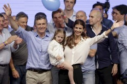 Buenos Aires nie płacze poCristinie