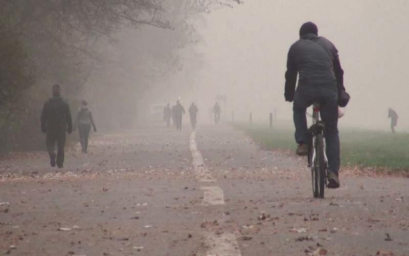 Krakowski smog wisi nadPolską