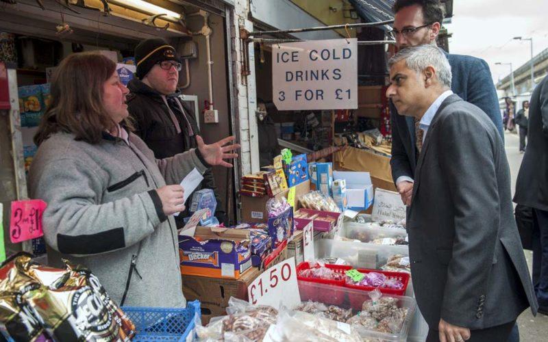 Laburzyści odbiją Londyn?