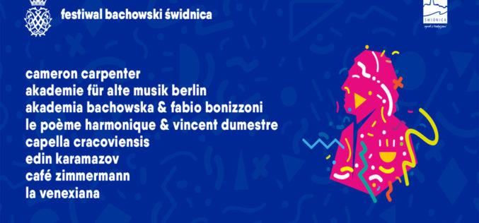 XVII Międzynarodowy Festiwal Bachowski wŚwidnicy