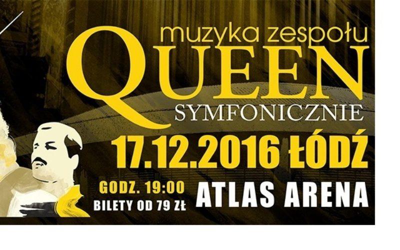 Queen Symfonicznie wAtlas Arenie!