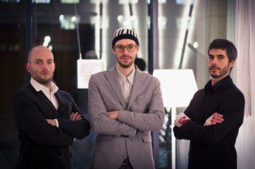 David Helbock Trio feat. Simon Frick w W-wie na 22 Międzynarodowym Plenerowym Festiwalu Jazz na Starówce