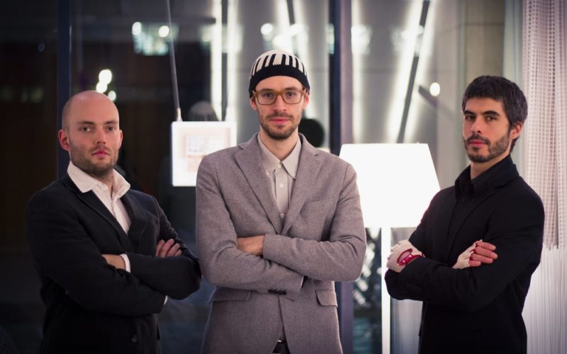 David Helbock Trio feat. Simon Frick wW-wie na22 Międzynarodowym Plenerowym Festiwalu Jazz naStarówce