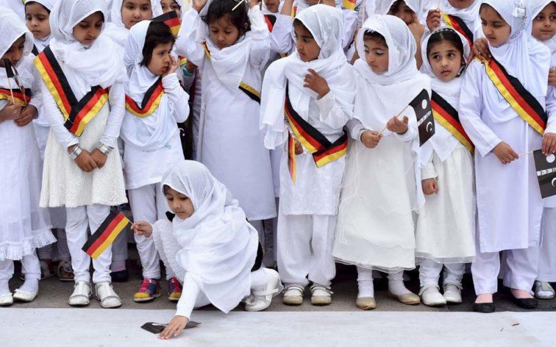 Islam należy doNiemiec