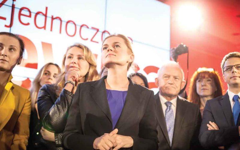 Podzielona lewica krzepi Kaczyńskiego