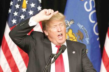 Wiceprezydent USA niechce odwołać Donalda Trumpa
