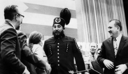 Fidel, jakiego nie znaliśmy