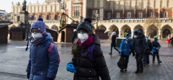 Miasta duszone smogiem
