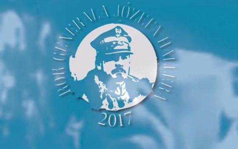 Rok generała Józefa Hallera wInternecie