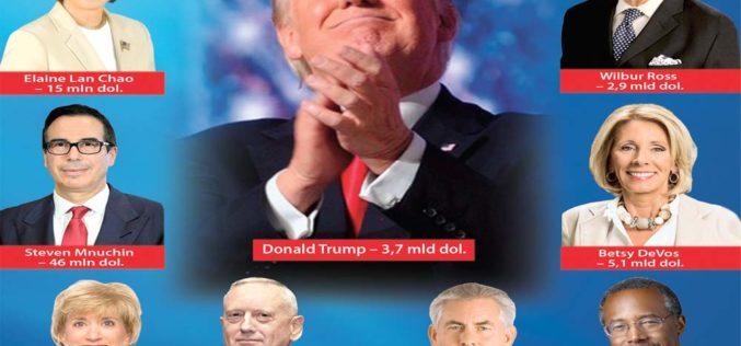 Donald ijego drużyna