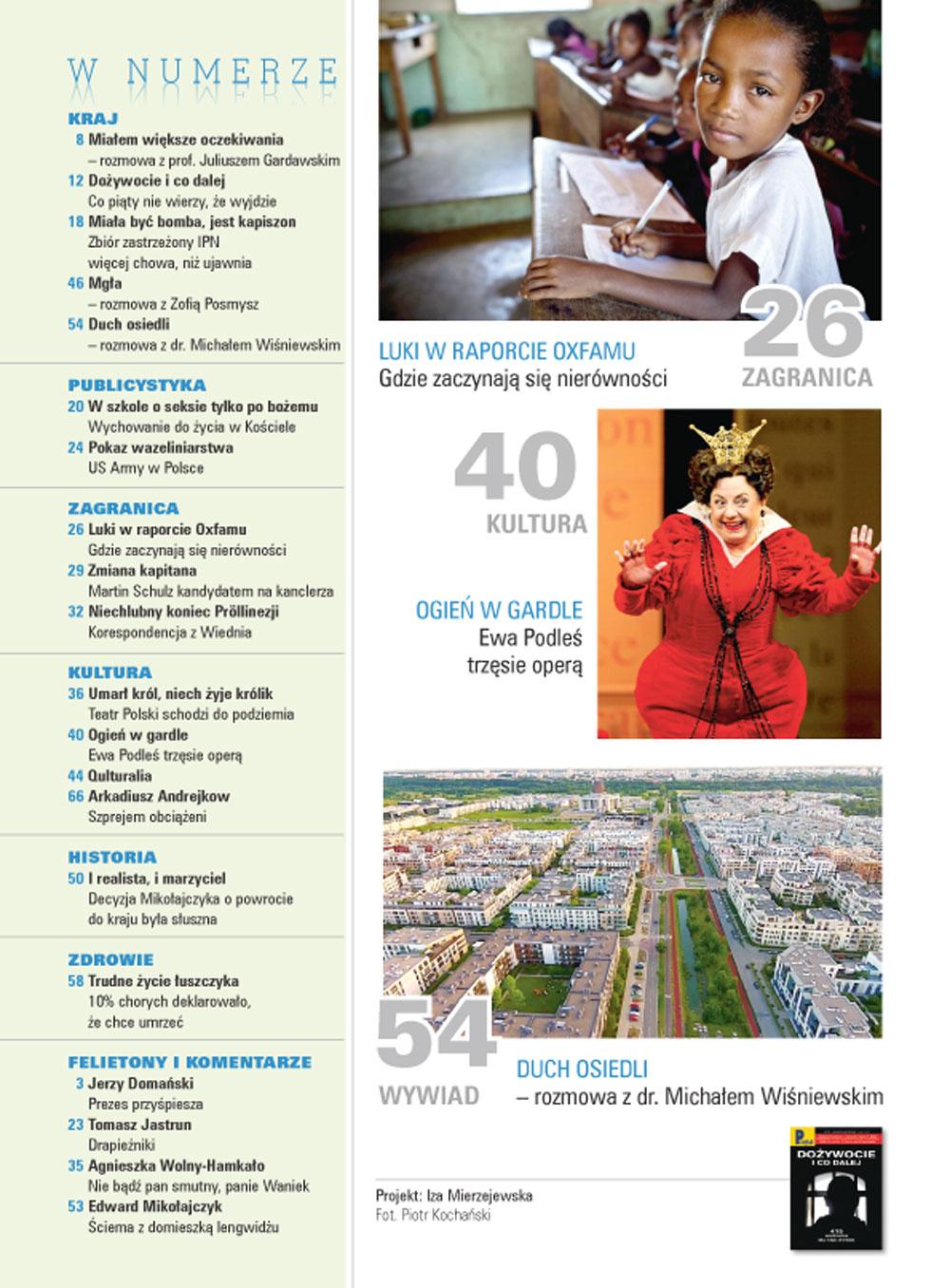 spis treści numeru 5/2017