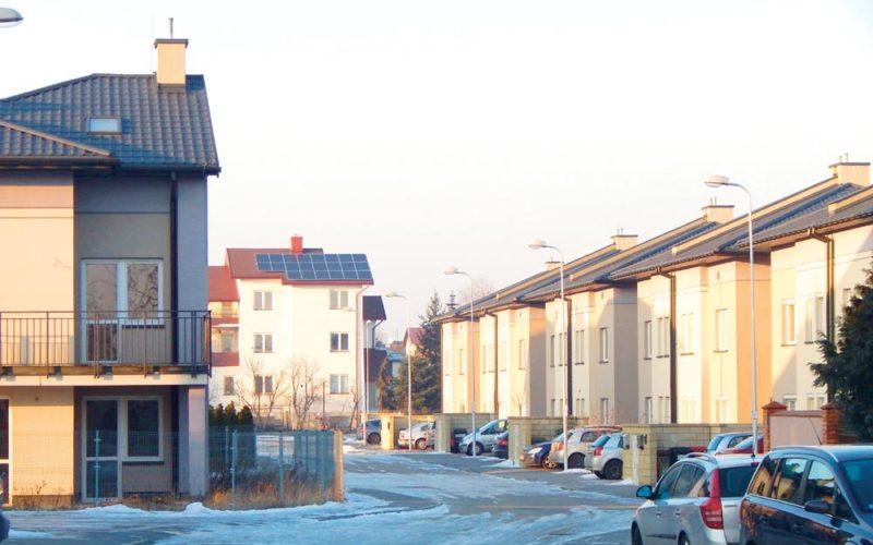 Mieszkania wprawnej dziurze