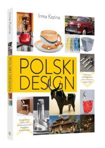 "Okładka książki ""Polski design"""