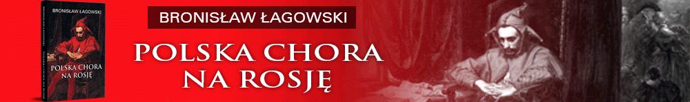 "Banner książki ""Polska chora na Rosję"""