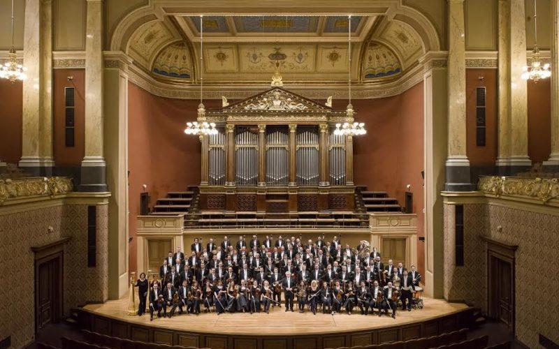 Czeska Filharmonia wFilharmonii Narodowej