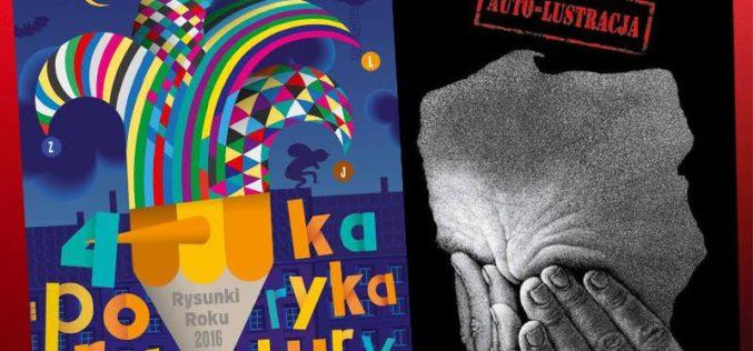 Nowe wystawy wMuzeum Karykatury im.Eryka Lipińskiego