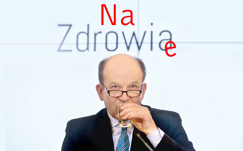 Minister kolejka