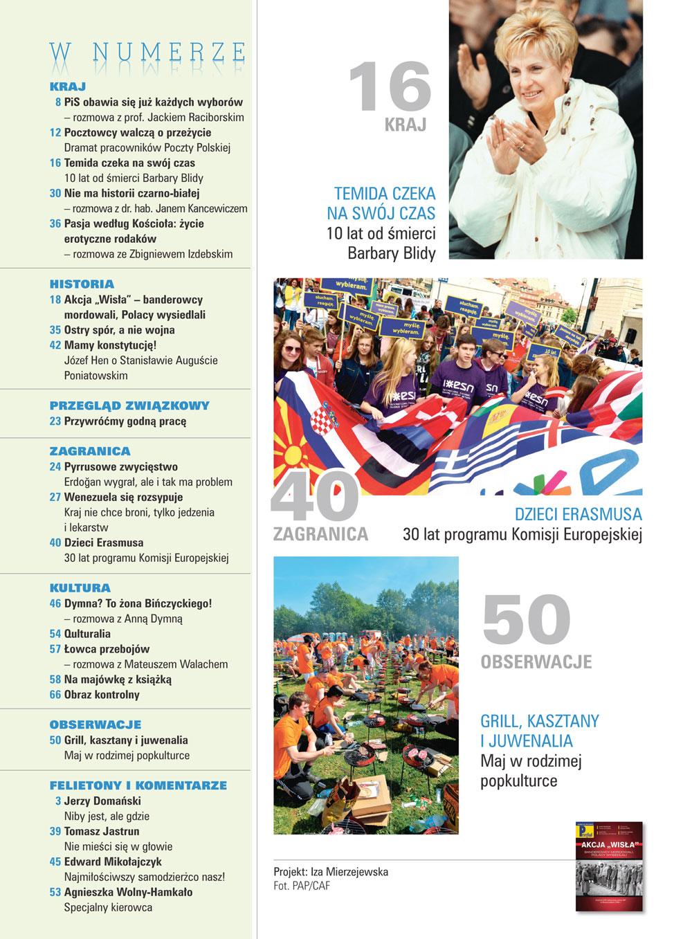 spis treści numeru 17-18/2017