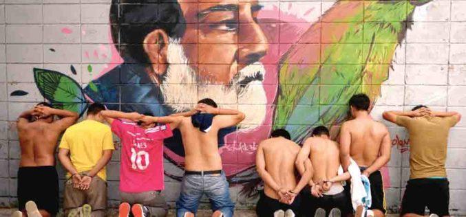 Życie iśmierć wSalwadorze