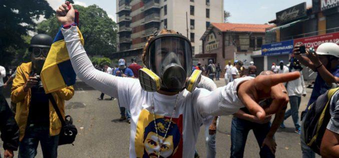 Wenezuela się rozsypuje