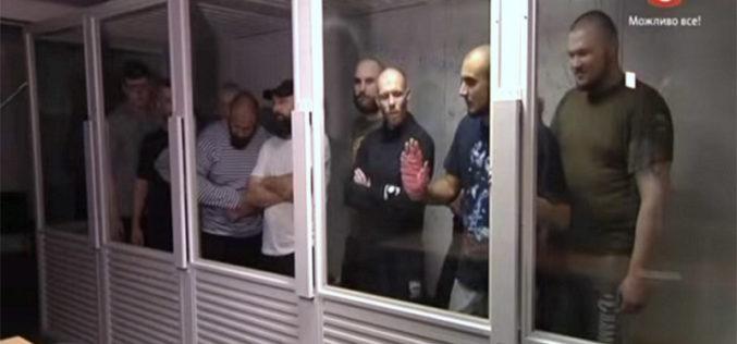 Ukraińskie sądownictwo bezsędziów