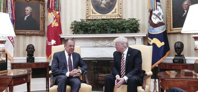 Rosyjska ruletka Trumpa