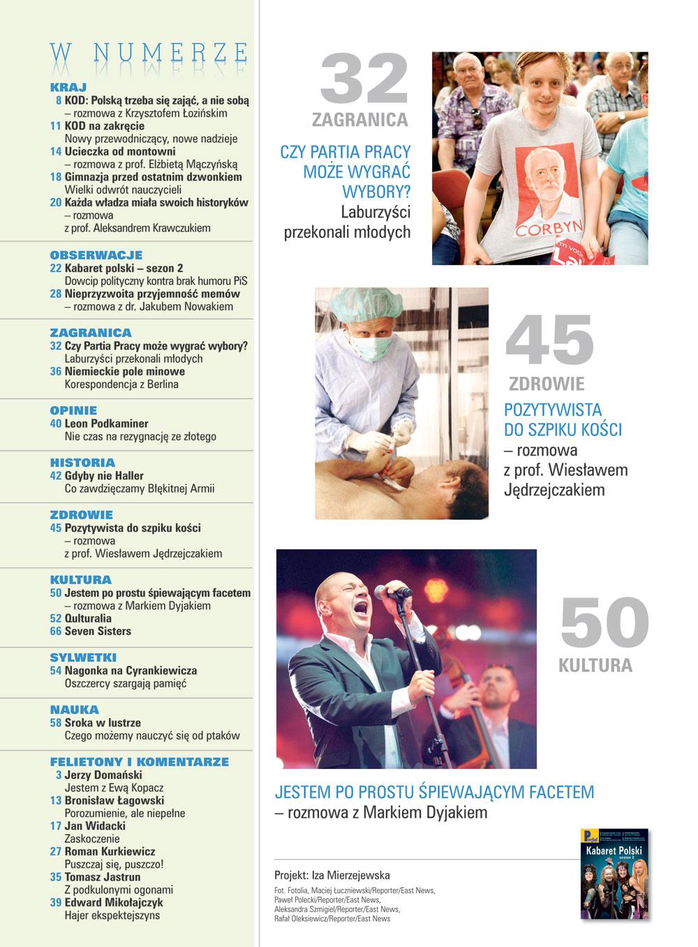 spis treści numeru 23/2017