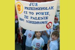 Niewalczę zprzemysłem tytoniowym, walczę ozdrowie Polaków