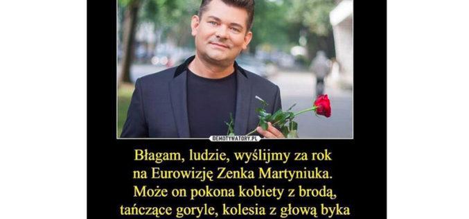 Tron dla Zenka naMalczewskiego