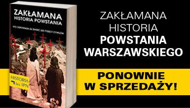 Książka o powstaniu warszawskim