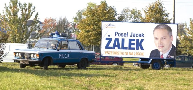 Jak dał przykład poseł Żalek