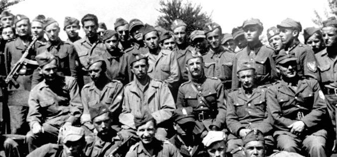 Brygada świętokrzyska. Hitlerowscy kolaboranci nasztandarach prawicy