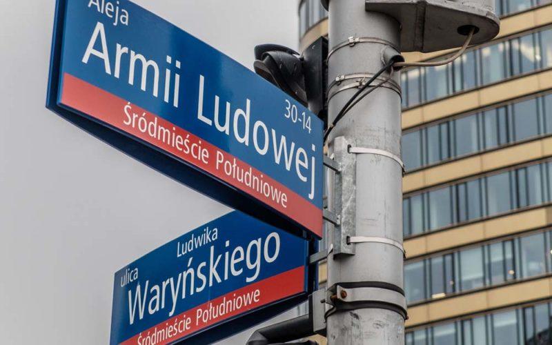 Wojewoda demoluje historię Warszawy