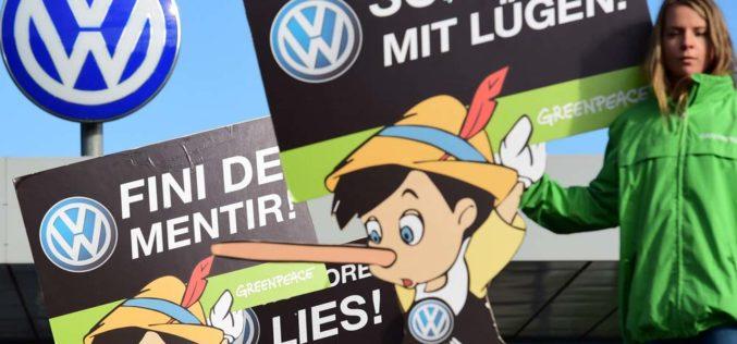 Skandale Volkswagena