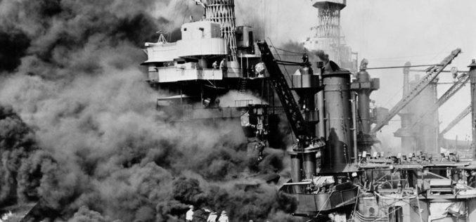 Dzień hańby, któryobudził amerykańskiego olbrzyma