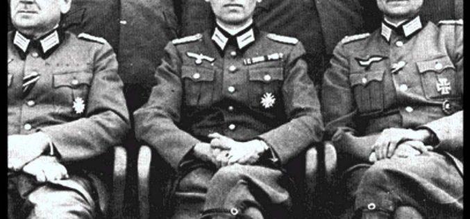 Reinhard Gehlen – odgenerała Hitlera doamerykańskiego szpiega