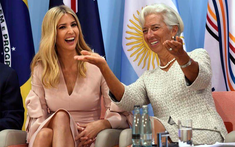 Christine Lagarde – mądra czytchórzliwa?