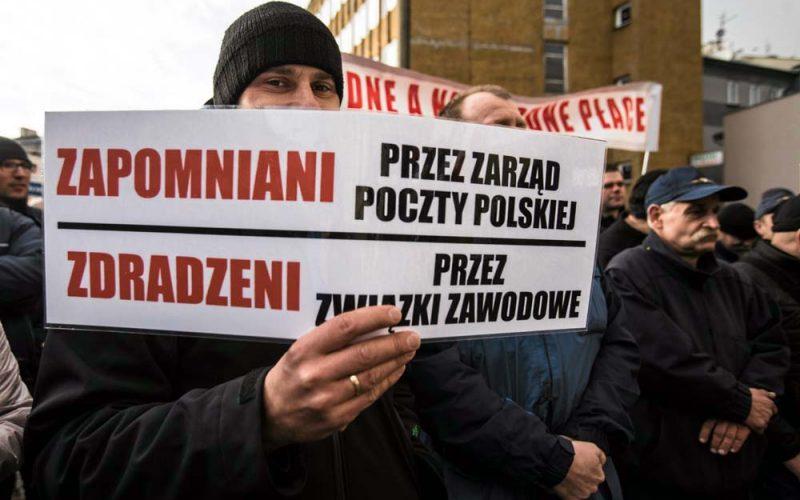 Wyrzuceni zaprotest