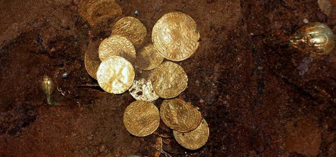 Złoty skarb