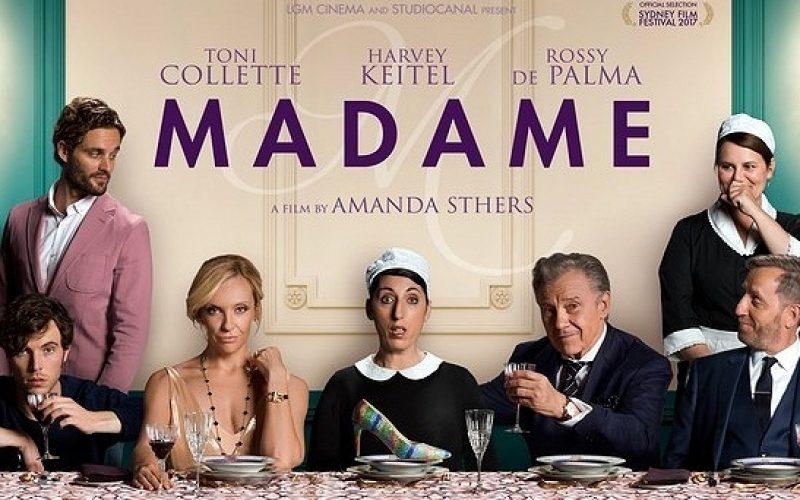 """Madame""– wkinach od8 marca"