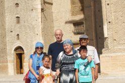 Śladami zesłańców wpołudniowym Kazachstanie